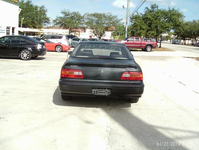 1992 Acura Legend L 4dr Sedan - Bonita Springs FL