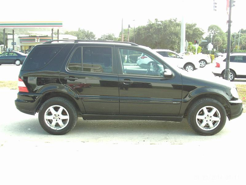 2004 Mercedes-Benz M-Class ML350 AWD 4MATIC 4dr SUV - Bonita Springs FL