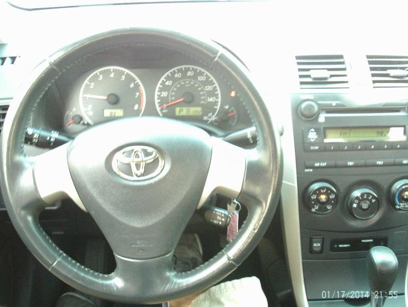 2009 Toyota Corolla 4dr Sedan 4A - Bonita Springs FL