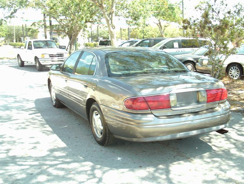 2000 Buick LeSabre Limited 4dr Sedan - Bonita Springs FL