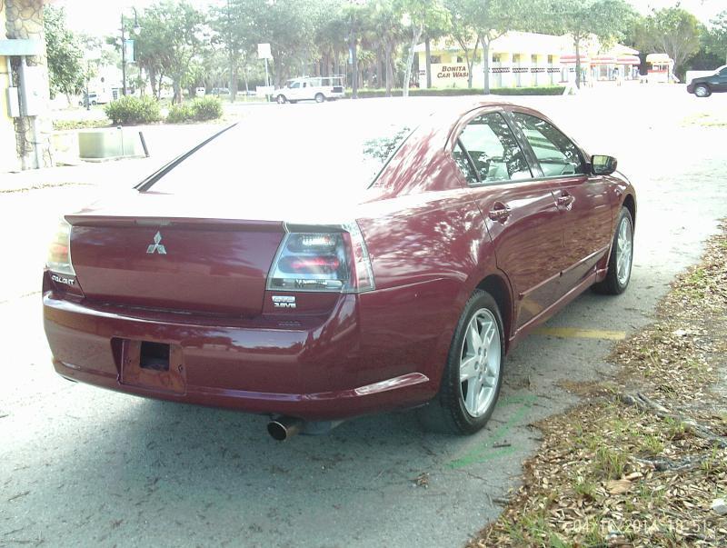 2004 Mitsubishi Galant GTS V6 4dr Sedan - Bonita Springs FL