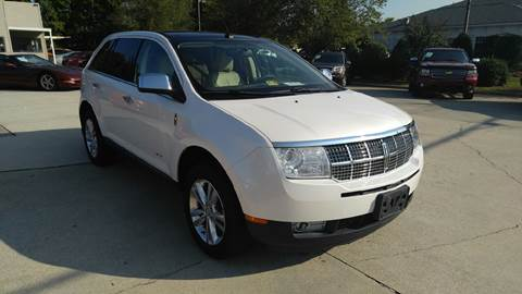 2010 Lincoln MKX for sale in Smithfield, NC