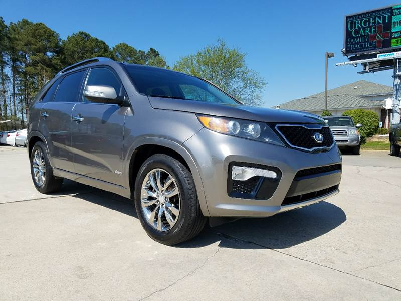 used pre kia sorento all owned in inventory suv west drive sx springfield wheel