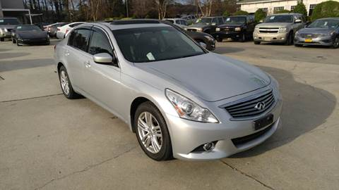 2011 Infiniti G25 Sedan for sale in Smithfield, NC