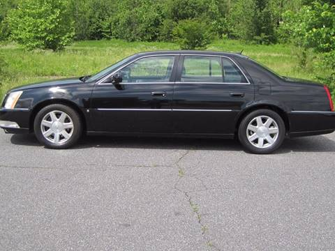 2007 Cadillac DTS for sale in Newton, NC