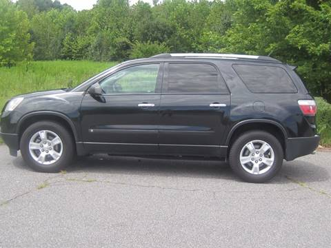 2010 GMC Acadia for sale in Newton, NC