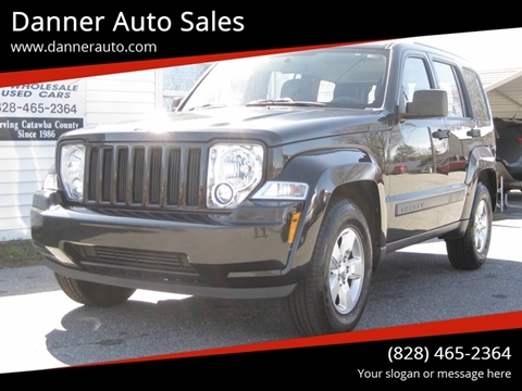 2012 Jeep Liberty for sale in Newton, NC