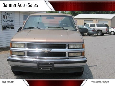 1995 Chevrolet C/K 1500 Series for sale in Newton, NC