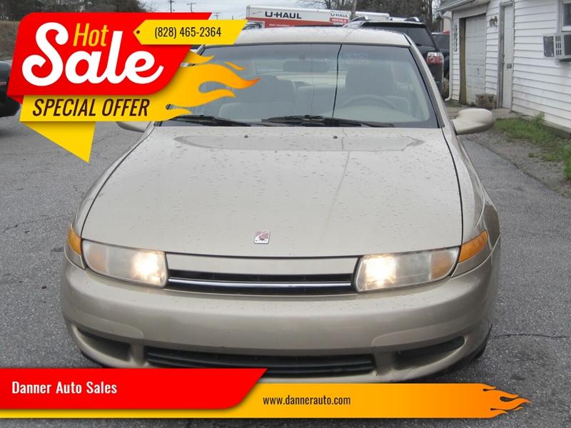 2001 Saturn L-Series L200