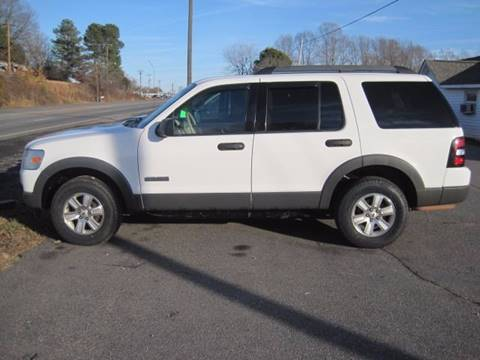 2006 Ford Explorer for sale in Newton, NC
