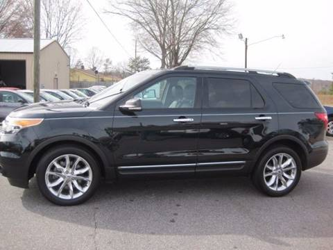 2014 Ford Explorer for sale in Newton, NC