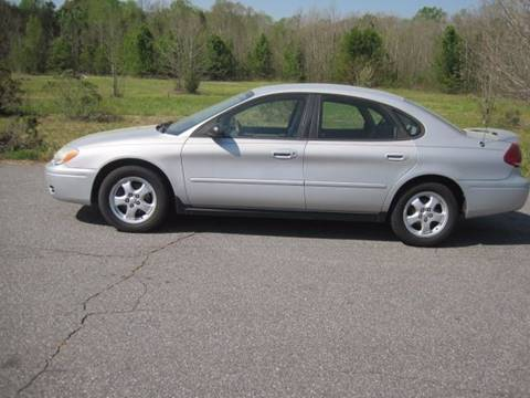 2007 Ford Taurus for sale in Newton, NC