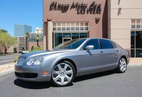 2006 Bentley Continental Flying Spur for sale in West Chicago, IL