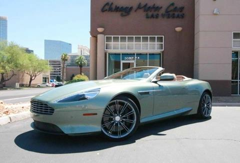 2015 Aston Martin DB9 for sale in West Chicago, IL