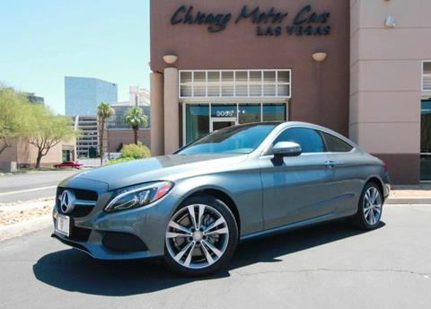 2017 Mercedes-Benz C-Class for sale in West Chicago, IL