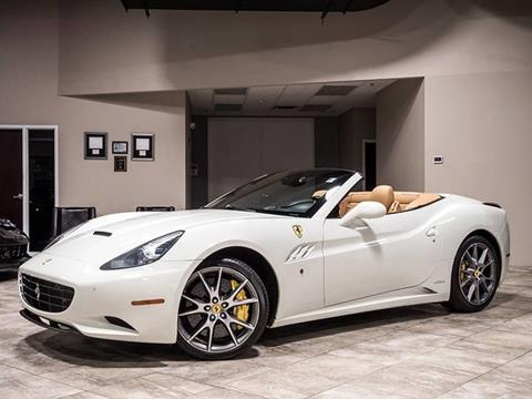 2012 Ferrari California For Sale In West Chicago, IL
