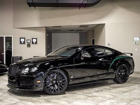 2015 Bentley Continental GT3-R for sale in West Chicago, IL