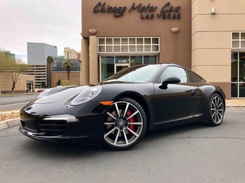 2013 Porsche 911 for sale in West Chicago, IL