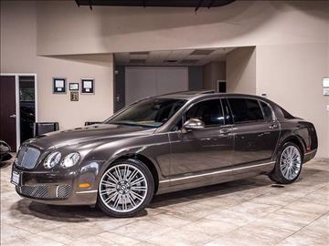 2012 Bentley Continental Flying Spur Speed for sale in West Chicago, IL