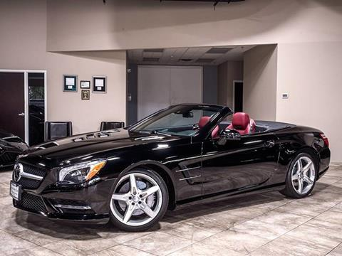 2015 Mercedes-Benz SL-Class for sale in West Chicago, IL
