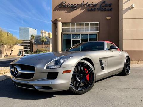 2012 Mercedes-Benz SLS AMG for sale in West Chicago, IL