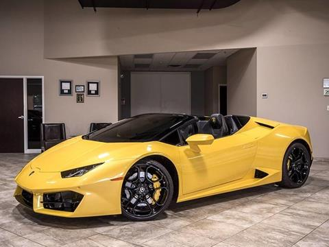 2017 Lamborghini Huracan for sale in West Chicago, IL