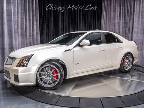 2014 Cadillac CTS-V for sale in West Chicago, IL