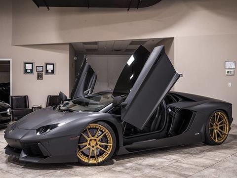 2012 Lamborghini Aventador for sale in West Chicago, IL