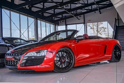 2011 Audi R8 for sale in West Chicago, IL