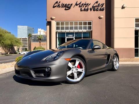2014 Porsche Cayman for sale in West Chicago, IL