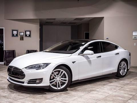 2013 Tesla Model S for sale in West Chicago, IL