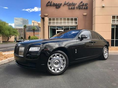 2012 Rolls-Royce Ghost for sale in West Chicago, IL