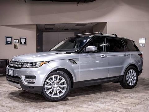 2016 Land Rover Range Rover Sport for sale in West Chicago, IL