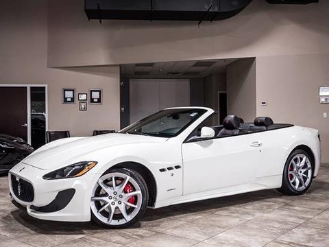 2013 Maserati GranTurismo for sale in West Chicago, IL