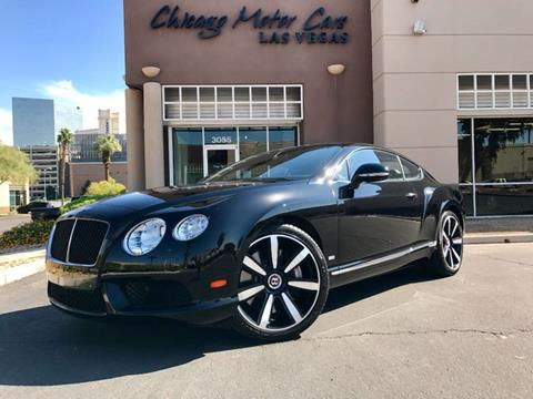 2013 Bentley Continental GT V8 for sale in West Chicago, IL