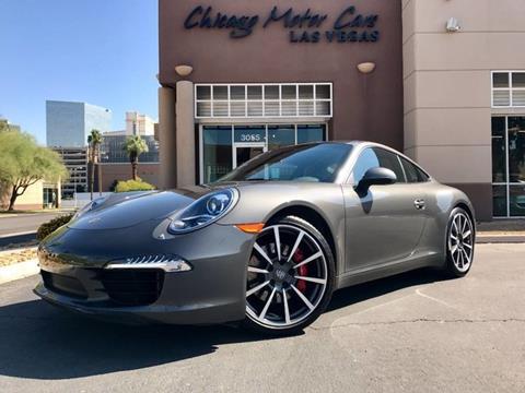 2012 Porsche 911 for sale in West Chicago, IL