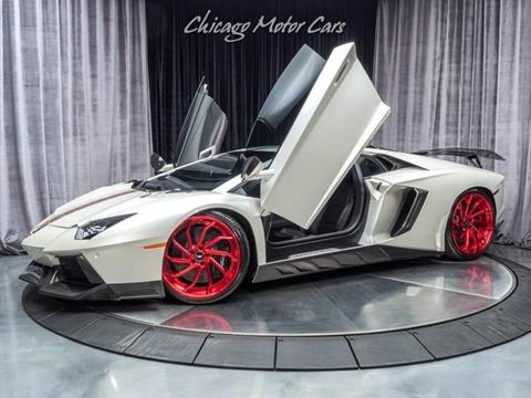 2013 Lamborghini Aventador For Sale In West Chicago, IL