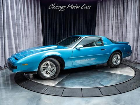 1990 Pontiac Firebird for sale in West Chicago, IL