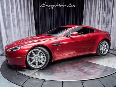 Aston Martin V Vantage For Sale In Illinois Carsforsalecom - 2006 aston martin v8 vantage