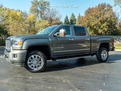 2017 GMC Sierra 2500HD for sale in West Chicago, IL