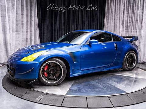 2006 Nissan 350Z Coupe >> Used Nissan 350Z For Sale in Illinois - Carsforsale.com®