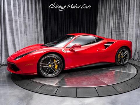 2017 Ferrari 488 GTB for sale in West Chicago, IL