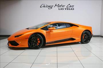 2015 Lamborghini Huracan for sale in West Chicago, IL