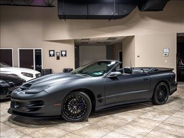 2002 Pontiac Firebird for sale in West Chicago, IL