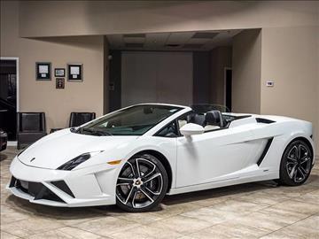 2013 Lamborghini Gallardo for sale in West Chicago, IL