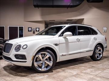 2017 Bentley Bentayga W12 for sale in West Chicago, IL