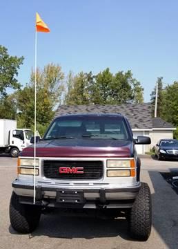 1994 GMC Suburban for sale in Allendale, MI