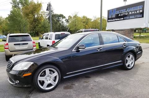 2007 Mercedes-Benz S-Class for sale in Allendale, MI