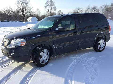 2009 Pontiac Montana for sale in Allendale, MI