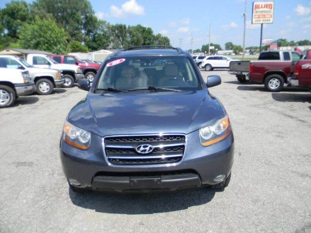 2009 Hyundai Santa Fe AWD Limited 4dr SUV - Topeka KS
